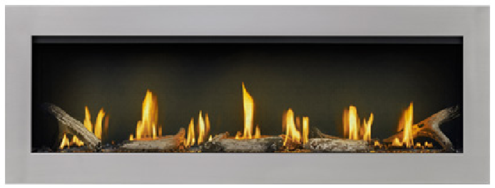 LV50 Linear Fireplace